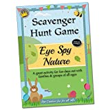 Enlarge toy image: Scavenger Hunt Game - Eye Spy Nature: Fun activity for kids, families & groups