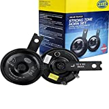 #4: Hella - Strong Tone Car Horns 12V (High & Low) For Bikes & Cars