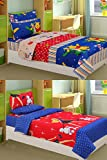 Super India 100% Cotton Single Kids Beds...