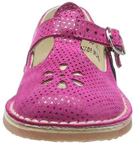 Aster Mädchen Dingo Geschlossene Ballerinas Pink (21)