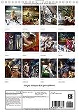 Image de Images érotiques d'un genre différent : Rêveries poétiques et érotiques de femmes. Calendrier mural A4 vertical 2016