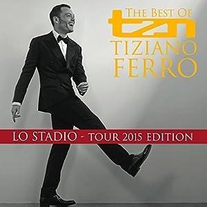 Tiziano Ferro - TZN The Best Of Tiziano Ferro
