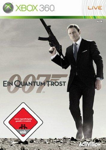 Activision James Bond - Ein Quantum Trost