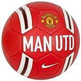 #9: Nike Man UTD Prestige Football - Size: 5(Pack of 1, Multicolor)