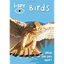 i-SPY Birds: What can you spot? (Collins Michelin i-SPY Guides)