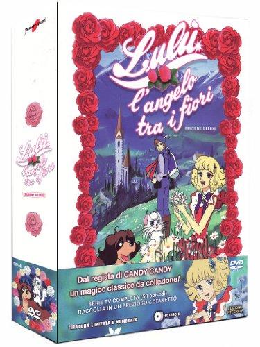 Lulù l'angelo tra i fiori(edizione deluxe tiratura limitata) (serie completa) (+booklet)