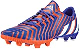 adidas Performance Predator Absolion Instinct Firm Ground, Herren Fußballschuhe, Mehrfarbig (Solar Red/FTWR White/Night Flash S15), 42 2/3 EU