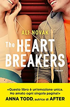 The Heartbreakers (versione italiana) di [Novak, Ali]