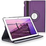 kwmobile Housse 360° pour Asus ZenPad 10 étui avec support - housse de protection pour tablette avec fonction support en violet