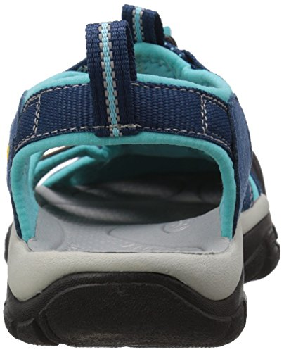 Keen Newport H2 Womens Blu/azzurro (Poseidon/Capri)