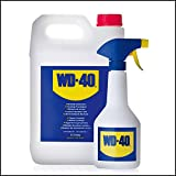 WD-40 Multifunktionsöl Großgebinde 5 Liter Kanister + Zerstäuber Fahrrad
