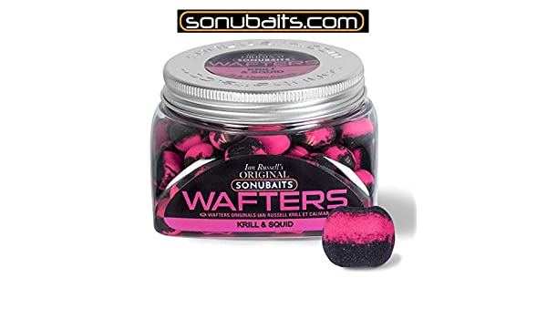 Sonubaits 60g Ian Russell`s Original Waffters 12 und 15mm Mischung Creamy Toffee