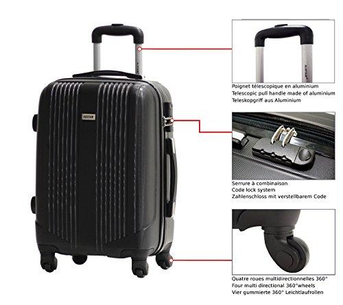 """Alistair """"Airo-Juego de maletas cabina y media-ABS"""