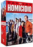 Pack Homicidio DVD 1993-1999  Homicide: Life on the Street  - Volumen del 1 al 5