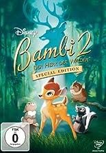 Bambi 2 - Der Herr der Wälder [Special Edition] hier kaufen