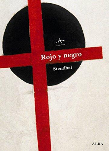 Rojo y negro (Clásica Maior) por Stendhal
