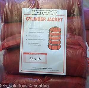 """36 """"x 18"""" eau chaude à isolation veste"""