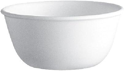Corelle Livingware Winter frost White Katori, 6-Pieces