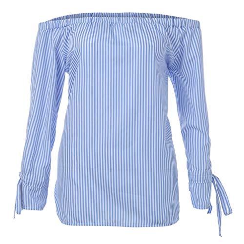 Raya Manga Larga Mujer Camisa,Belasdla Solo Mujer Blusas De Casual Camisas A Raya Botones Camisetas Oferta Elegantes Blusas De Mujer 2018 Camisetas