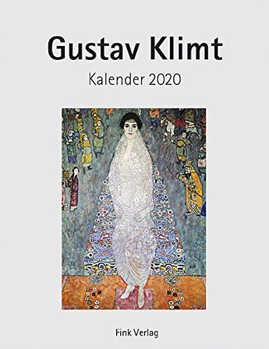 Gustav Klimt 2020: Kunst-Einsteckkalender
