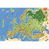 Mein Lernposter: Europa