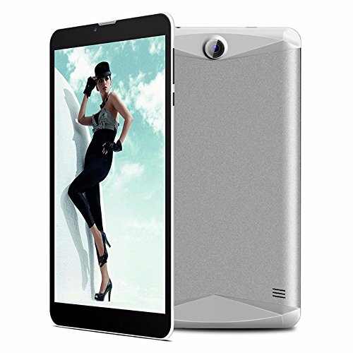AWOW Unlocked 7 inch 3G WIFI Dual SIM Card Tablet Phablet (Android...