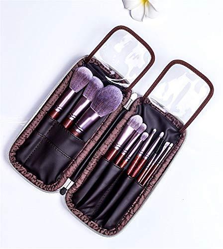 Maquillage Pinceau Set 11 Pinceau Fard À Paupières Blush Brush Débutant Outil De Maquillage Beauté, 11 Pinceau De Maquillage Set (Send Silver Brush Pack), Autres Matériaux