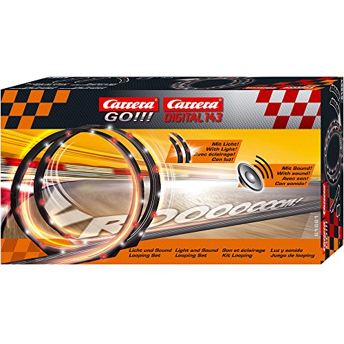 Carrera Go!!!!!! - 20061661 - Accessoire pour Radio Commandes - Looping avec Son Et Lumière