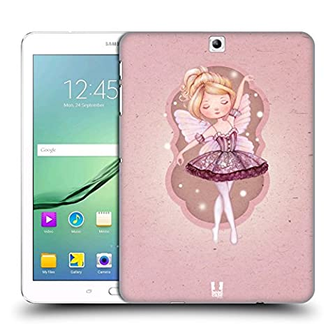 Head Case Designs Sugar Plum Fairy The Nutcracker Hard Back Case for Samsung Galaxy Tab S2 9.7