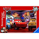 Ravensburger 12781 - Cars: Lightning McQueen - Kinderpuzzle 200 Teile