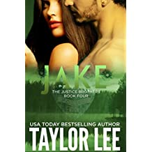 Jake:Book 4 (The Justice Brothers Series) (English Edition)