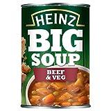Heinz Gran Sopa Y Ternera 400 G De Verduras