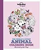 World´s Cutest Animal Colouring Book (Lonely Planet Kids)