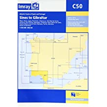 Imray Chart C50: Sines to Gibraltar