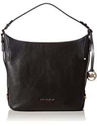 Michael Kors Bedford Large Leather Shoulder Bag - Bolso de hombro Mujer