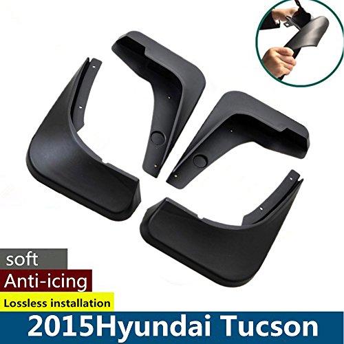 chen2554Auto Schmutzfänger Kotflügel Spritzschutz Schmutzfänger Schutzblech Fender für Hyundai Tucson 201420152016201720182019