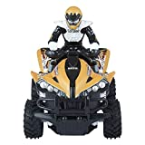 Kratos 1:12 Remote Controlled Stunt ATV ...