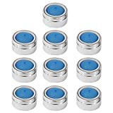 BOTTLEWISE Strahlregler Luftsprudler Wasserhahn Sieb Einsatz, Mischdüse mit ABS Filter M24 10er Pack
