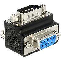DeLOCK 65593 VGA VGA Negro, Plata Adaptador de Cable - Adaptador para Cable (VGA, VGA, Negro, Plata)