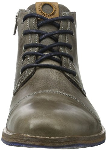 BULLBOXER Herren 5843a Klassische Stiefel Grau (Grey)