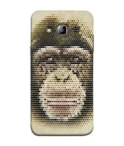 PrintVisa Designer Back Case Cover for Samsung Galaxy On7 Pro :: Samsung Galaxy On 7 Pro (2015) (Love Lovely Attitude Men Man Manly)