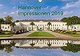 Hannover Impressionen 2019 (Wandkalender 2019 DIN A3 quer): Die schönsten Impressionen aus Hannover (Monatskalender, 14