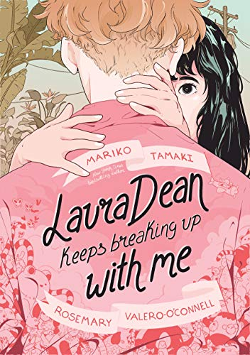 Author Mariko Tamaki and illustrator Rosemary Valero-O'Connell bring to life a sweet and spirited tale of young love in Laura Dean Keeps Breaking Up with Me, a graphic novel that asks us to consider what happens when we ditch the toxic relati...