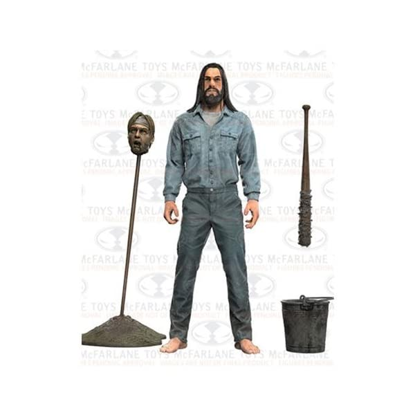 The Walking Dead Comic Series 5 Negan Imprisoned Action Figure by Walking Dead 1
