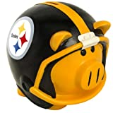 NFL Pittsburgh Steelers Resin Large Helmet Piggy Bank