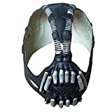 Gaosheng Batman Maske für Erwachsene (Bane Maske)