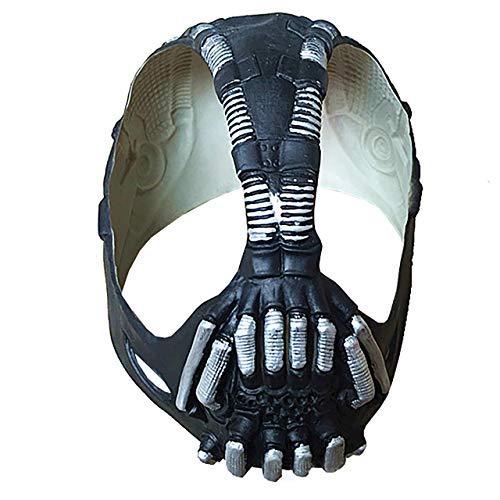 (Gaosheng Batman Maske für Erwachsene (Bane Maske))