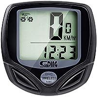 Agapo Bike Computer Wireless Cycling Speed Odometer Bicycle Sensor Automatic Waterproof