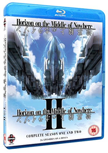 Horizon On The Middle Of Nowhere - Series 1& 2 Complete [Edizione: Regno Unito] [Blu-ray] [Import italien]
