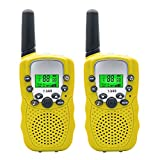 Die besten Long Range Walkie-Talkies - Kinder Walkie Talkies Set, 3 KM Long Range Bewertungen